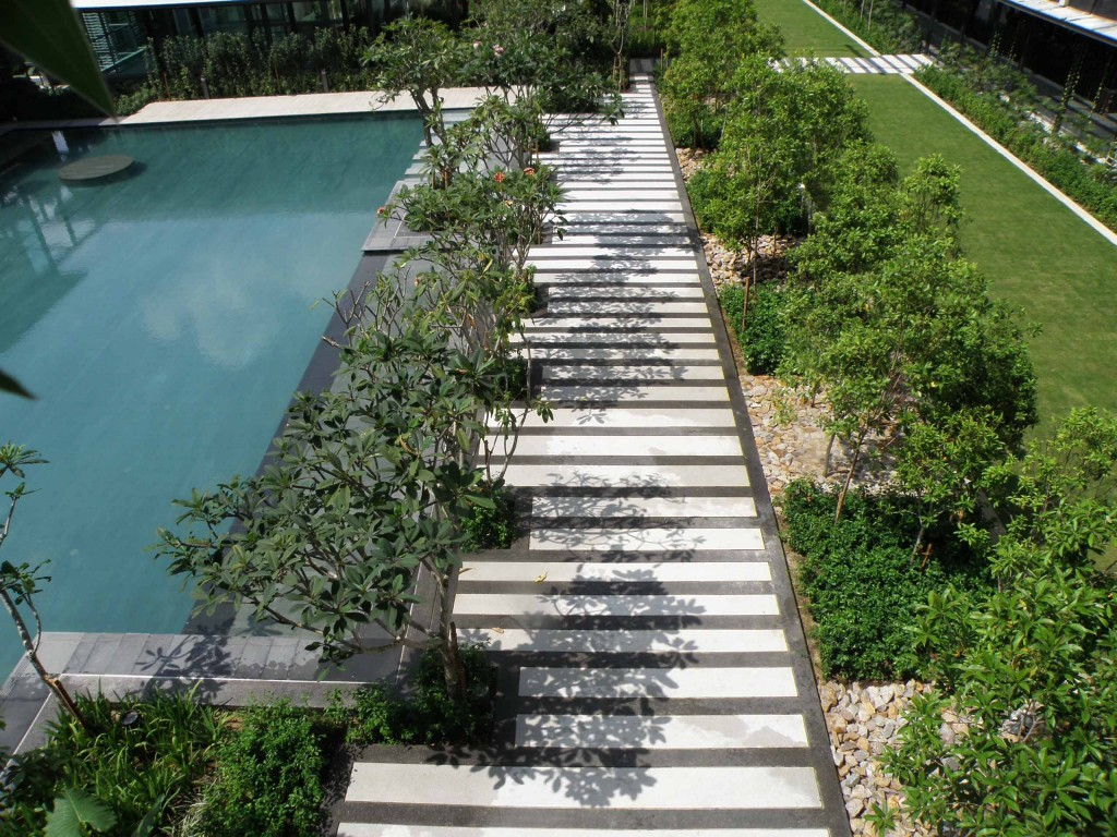 Best landscape plant selection in malaysia we offer for Commercial landscape design